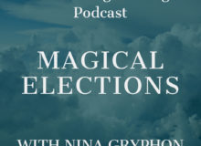 The Magical Elections Podcast Cover Art